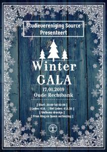 Wintergala poster